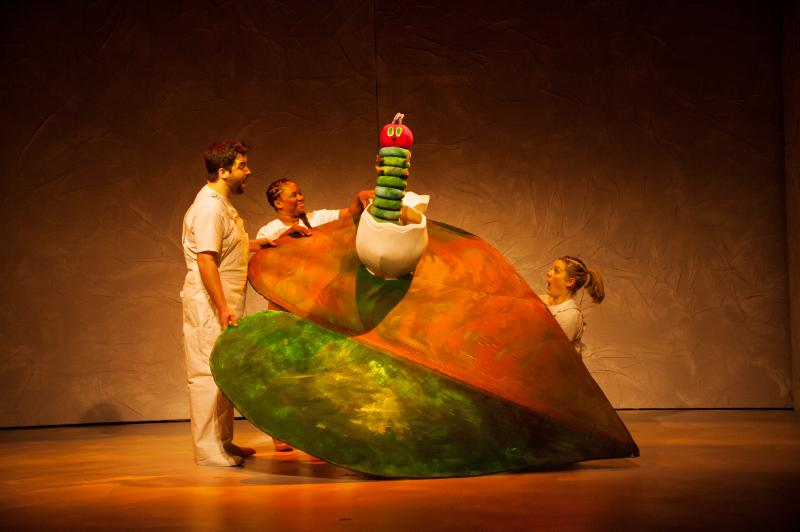 BWW Review: THE VERY HUNGRY CATERPILLAR SHOW at Dallas Children's Theater
