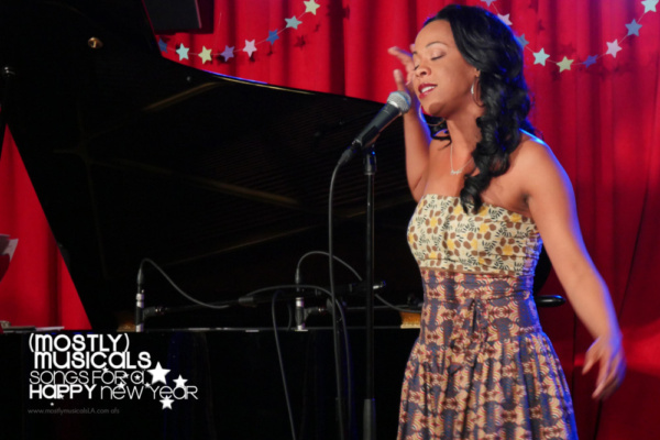 Photo Flash: A Look Back At (mostly)musicals' Celebration Of The New Year And Their 4th Birthday At Vitello's
