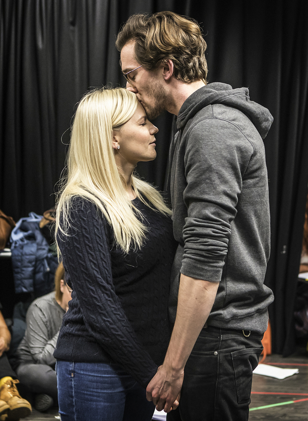 Photos: Get a First Look and Listen at Rehearsals For COMPANY at Aberdeen Arts Centre