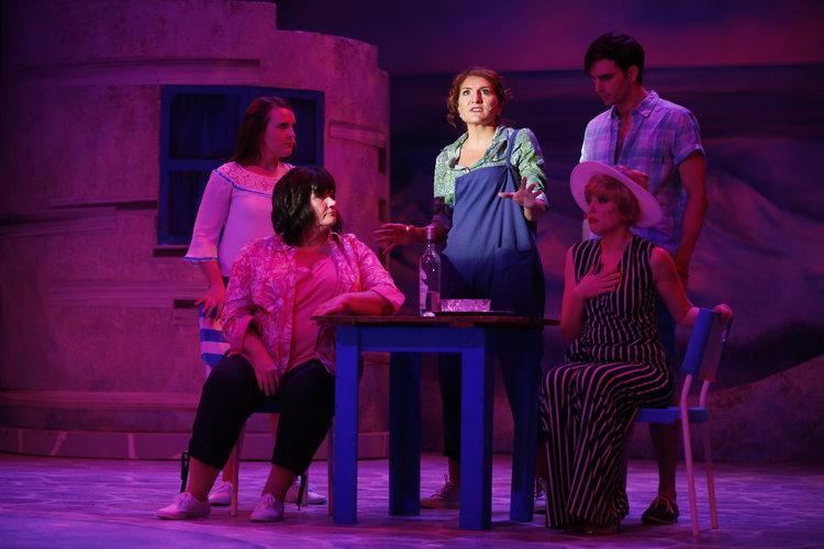 BWW Review: MAMMA MIA Proves A Super Trouper in Regional Premiere at Riverside Center