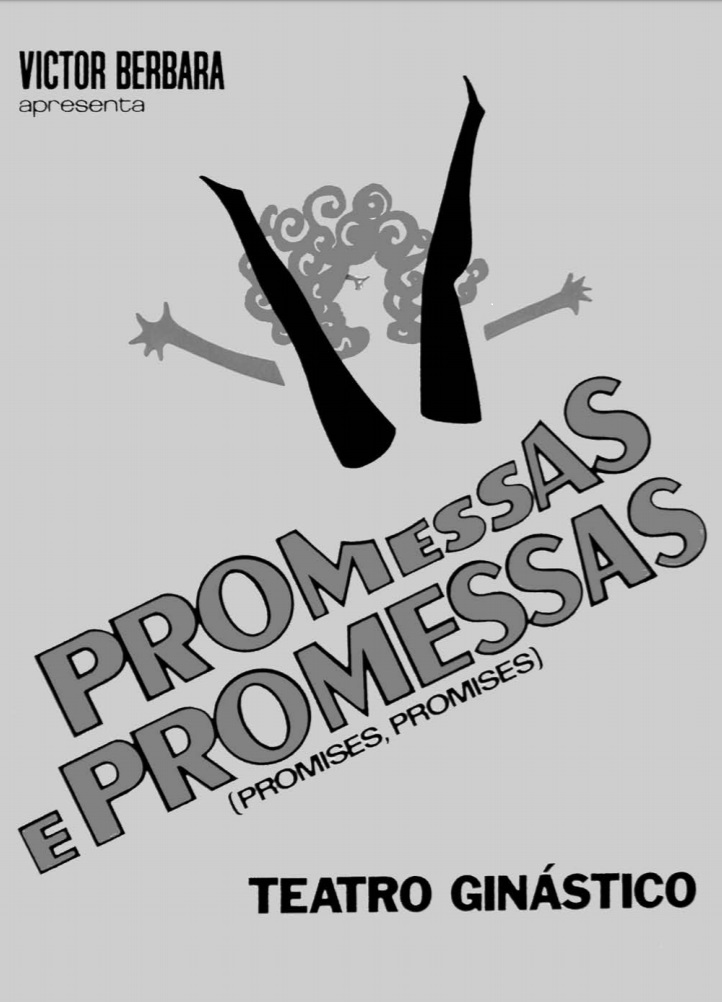 BWW Review: SE MEU APARTAMENTO FALASSE... (Promises, Promises) Brings Bacharach-David's Smart Pop Music and the Wry Humor of Neil Simon to Sao Paulo.