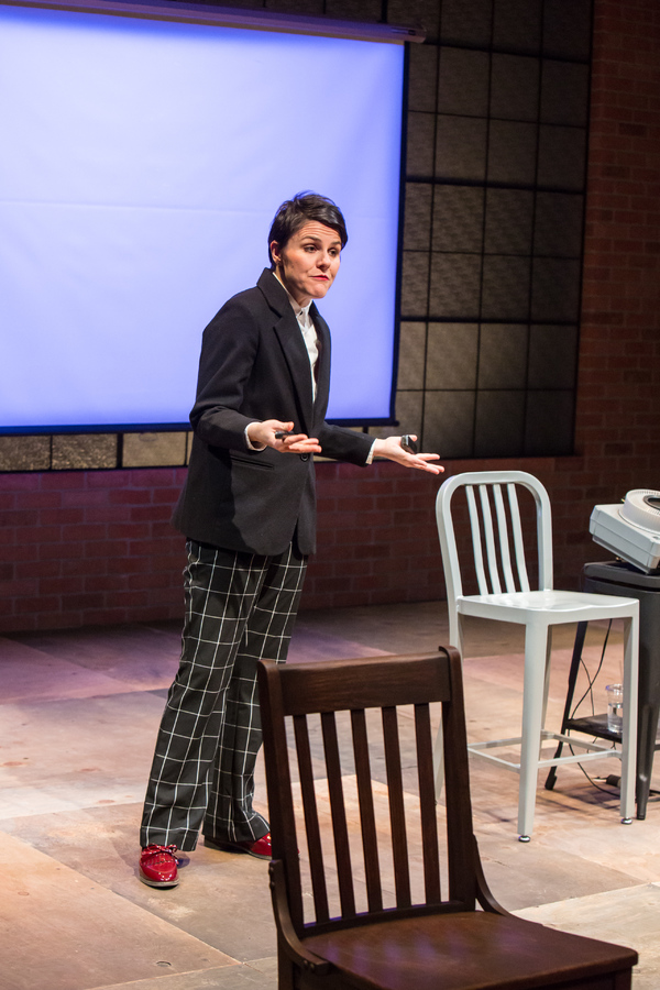 Photo Flash: Profile Theatre Begins 2018-2019 Double Season with 2.5 MINUTE RIDE by Lisa Kron