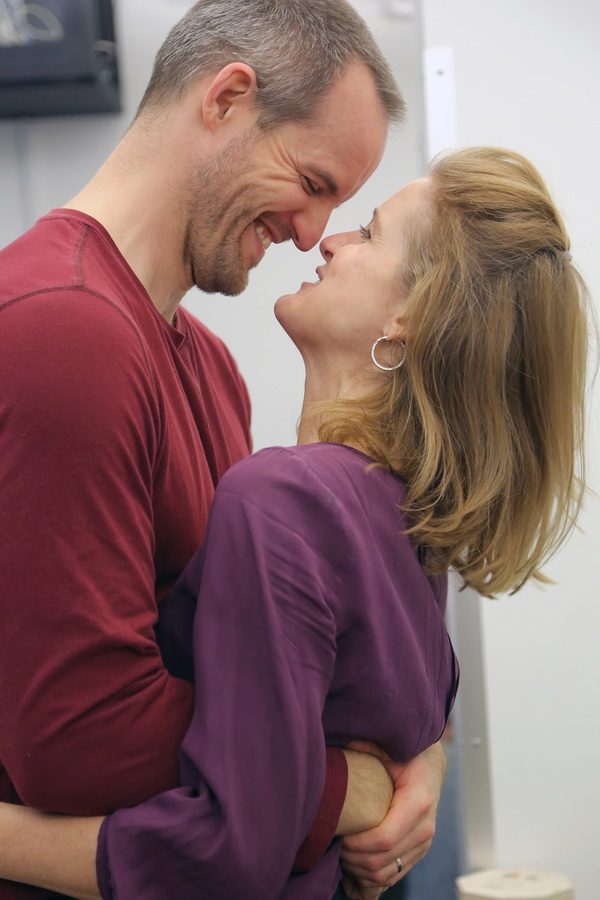 Michael Markham and Kate Grimes Photo