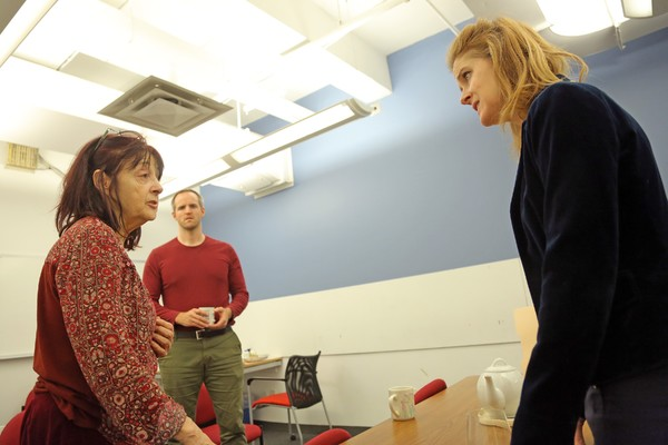 Photo Flash: Inside Rehearsals for ROSEMARY AND TIME at the Paradise Factory Theatre Main Stage