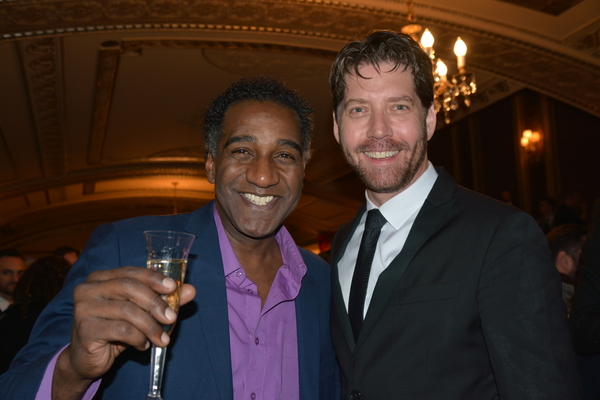 Norm Lewis and James Barbour