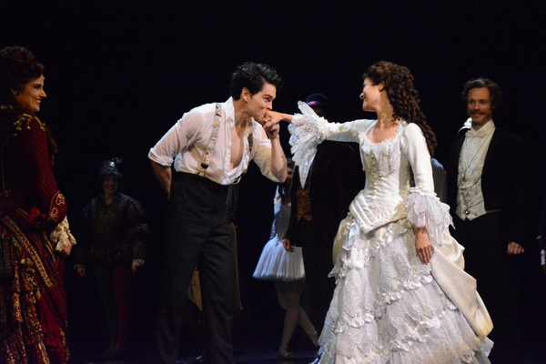 Photo Coverage: THE PHANTOM OF THE OPERA Take its 30th Anniversary Bows