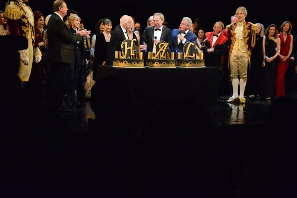 Photo Coverage: THE PHANTOM OF THE OPERA Take its 30th Anniversary Bows