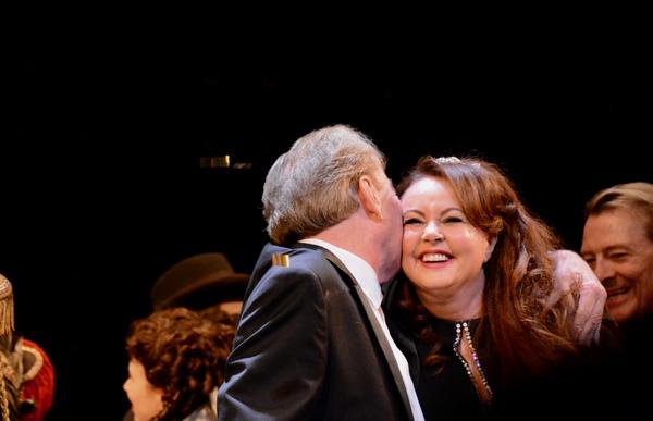 Andrew Lloyd Webber and Sarah Brightman Photo