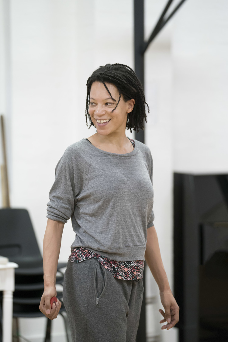 Nina Sosanya Nina Sosanya new photo