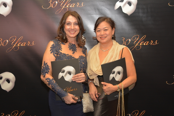 Cherylyn Jones and Joan Tsai