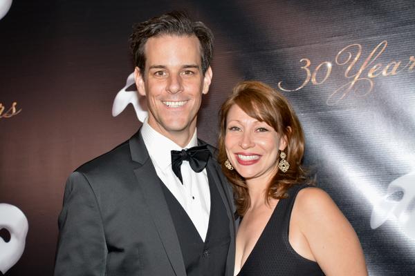 Photo Coverage: THE PHANTOM OF THE OPERA Celebrates Another Broadway Birthday!