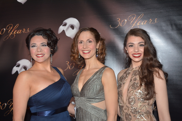 Photo Coverage: THE PHANTOM OF THE OPERA Celebrates Another Broadway Birthday!