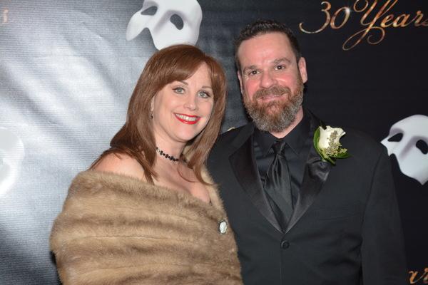 Jacquelyn Piro Donovan and Peter Donovan