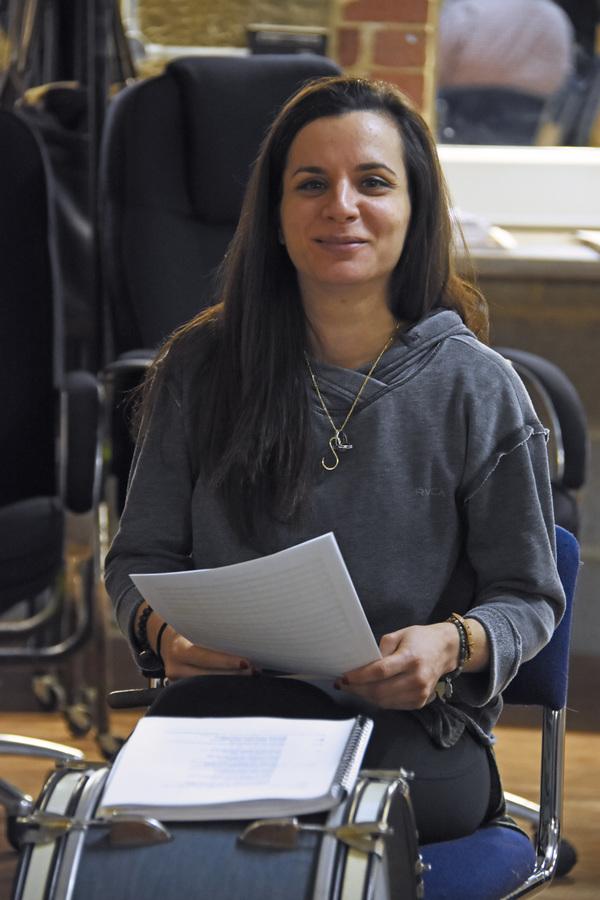 Suzanne Ahmet