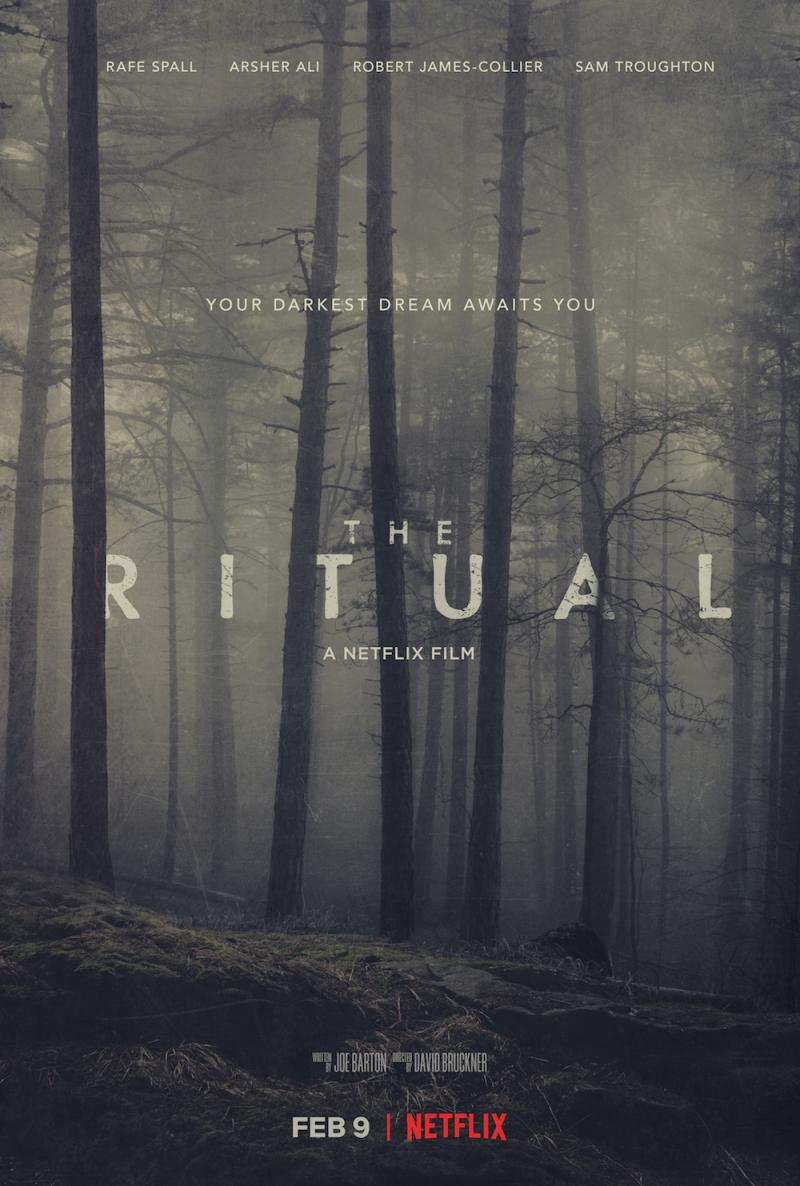 VIDEO: Don't Go Into the Woods! THE RITUAL Trailer Debuts