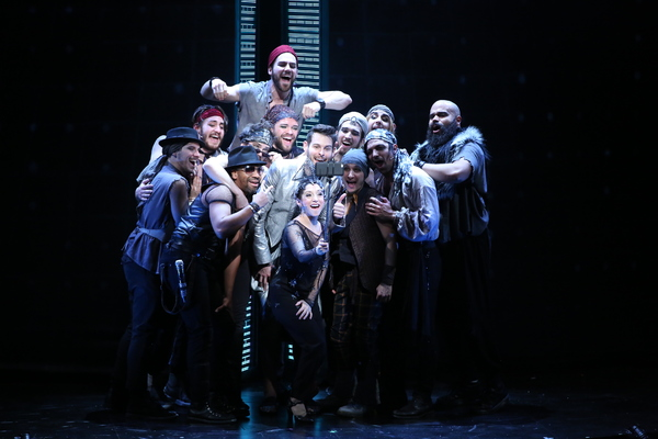 Photo Flash: First Look at Christina Bianco and the Cast of JOSEPH AND THE AMAZING TECHNICOLOR DREAMCOAT