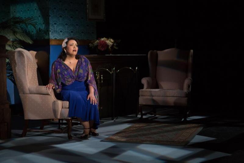 Suzanne Mondragon shines in the show.