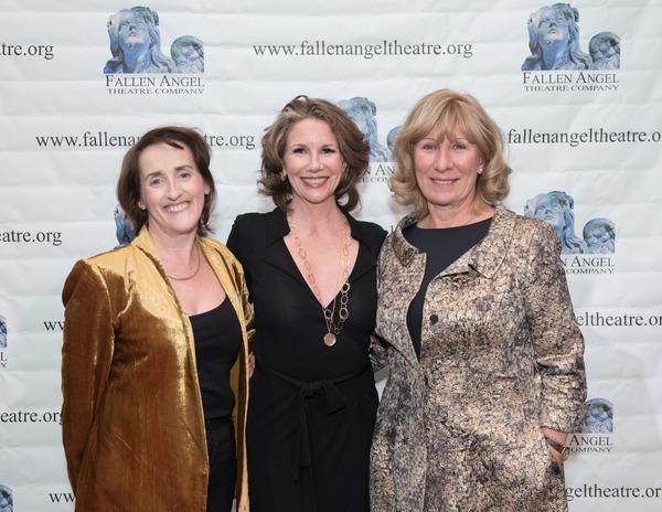 Aedin Moloney, Melissa Gilbert, Geraldine Aron Photo