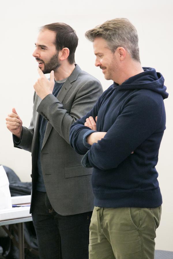 Marc Bruni and Denis Jones