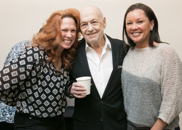 Photo Flash: Encores! Kicks Off Its 25th Season- Go Inside Rehearsals for HEY, LOOK ME OVER!
