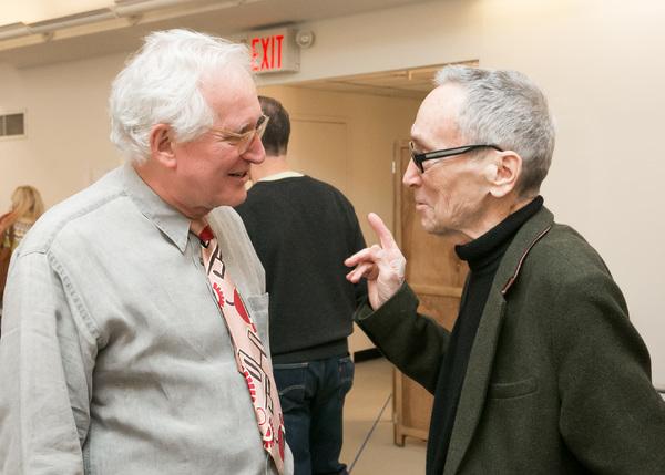 Jack Viertel and Geoffrey Johnson