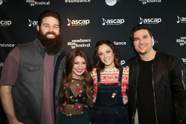Photo Coverage: 2018 Sundance ASCAP Music Café 1/22-1/25