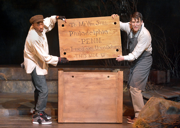 Photo Flash: OH FREEDOM! Opens Tomorrow at Lewis Family Playhouse