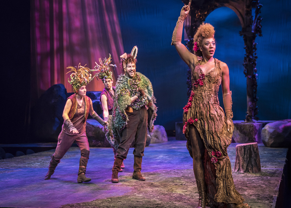 Photo Flash: Chicago Shakespeare Theater presents SHORT SHAKESPEARE: A MIDSUMMER NIGHT'S DREAM