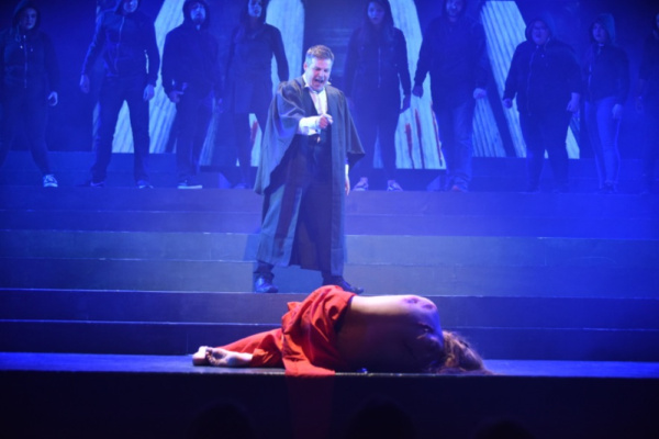 Photo Flash: JESUS CHRIST SUPERSTAR Comes to Bardic Theatre, Donaghmore
