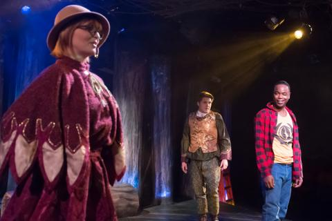 BWW Review: THE SECRET OF COURAGE at The Coterie Theatre