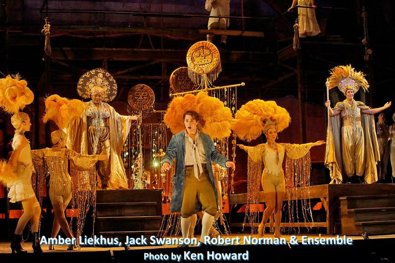 BWW Review: A Stunning & Captivating CANDIDE Maestro Bernstein Would Be So Proud of