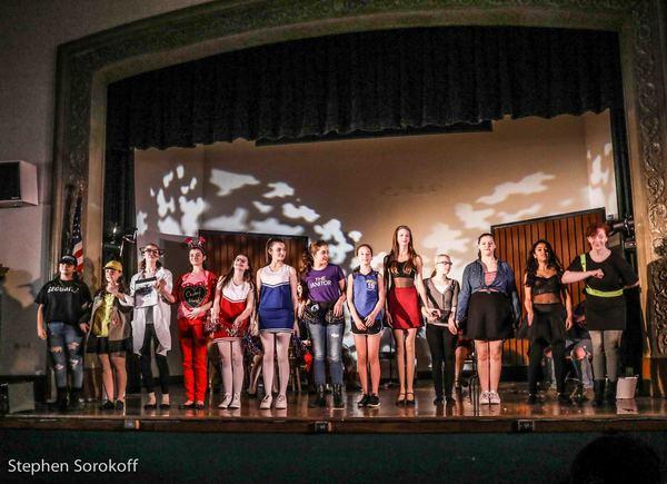 Mia Russian, Andie Earl, Lulu Pentacost, Elizabeth Nucci, Emily Ostrowski, Emma Dean, Photo
