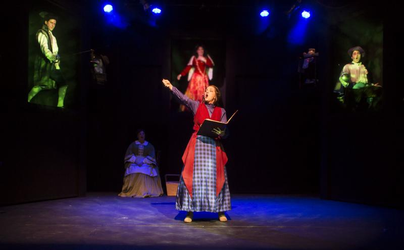BWW Review:  LITTLE WOMEN at the Eagle Theatre is a BIG Hit!