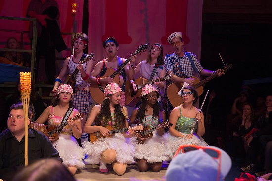 BWW Review: The Hypocrites Turn Theatre into a Party for Pasadena Playhouse's PIRATES OF PENZANCE