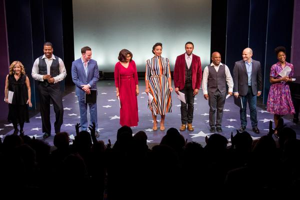 Photo Coverage: York Theatre Company Celebrates Opening Night of HALLELUJAH, BABY!