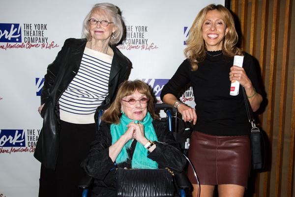 Margaret Styne, Phyllis Newman, Amanda Green