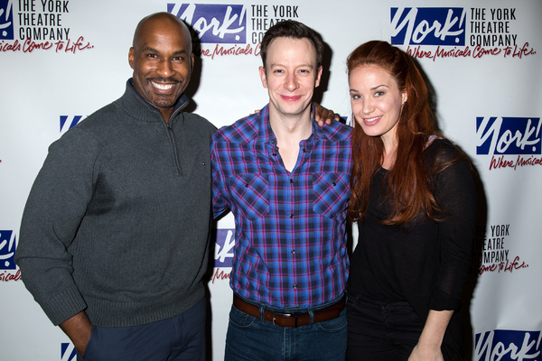 Alan H. Green, Tally Sessions, Sierra Boggess Photo