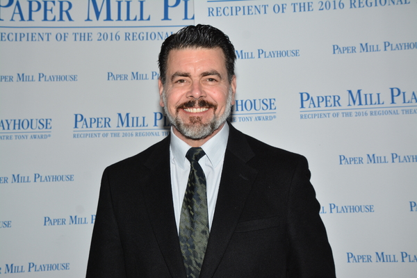 Photo Coverage: THE OUTSIDER Celebrates Opening Night at Paper Mill Playhouse