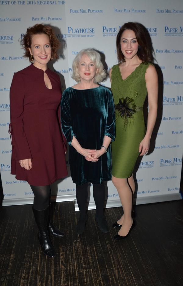 Erin Noel Grennan, Julia Duffy and Kelley Curran