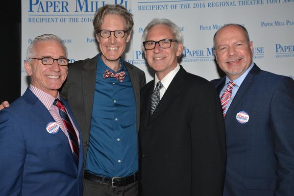 Mark S. Hoebee, Paul Slade Smith David Esbjornson and Todd Schmidt
