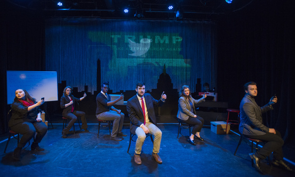 Photo Flash: Flying Elephant Productions Stages Anti-Trump Musical WE THE PEOPLE