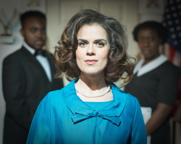 Photos: '60s White House Musical Play HOT LIPS AND COLD WAR Opens This Week