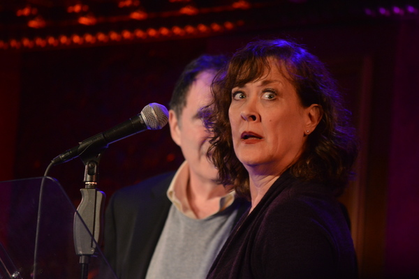 Photo Flash: Solve the Murder at 54 Sings CURTAINS!