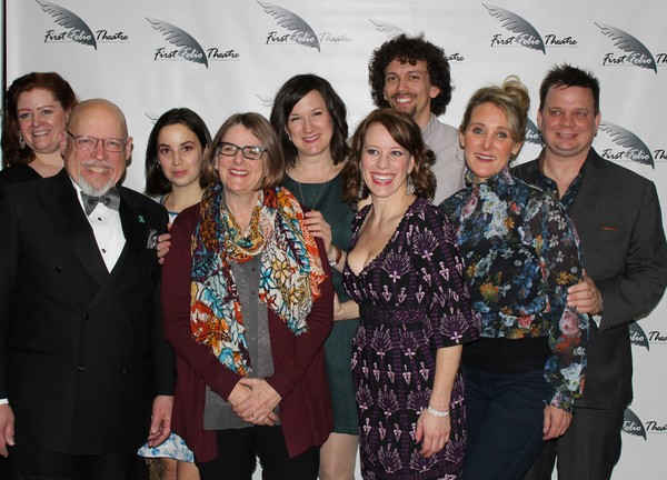 Photo Flash: WOMEN IN JEOPARDY Celebrates Opening Night at First Folio Theatre
