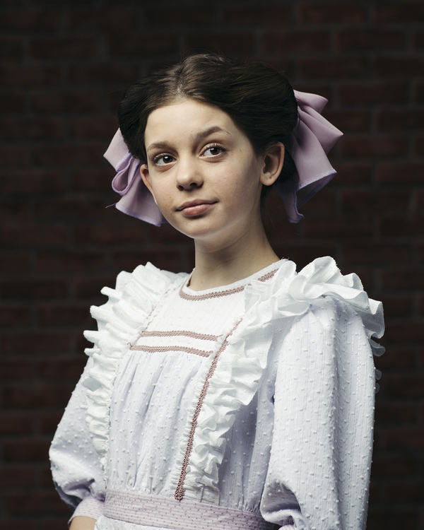 Chloe Irwin as Mary Phagan