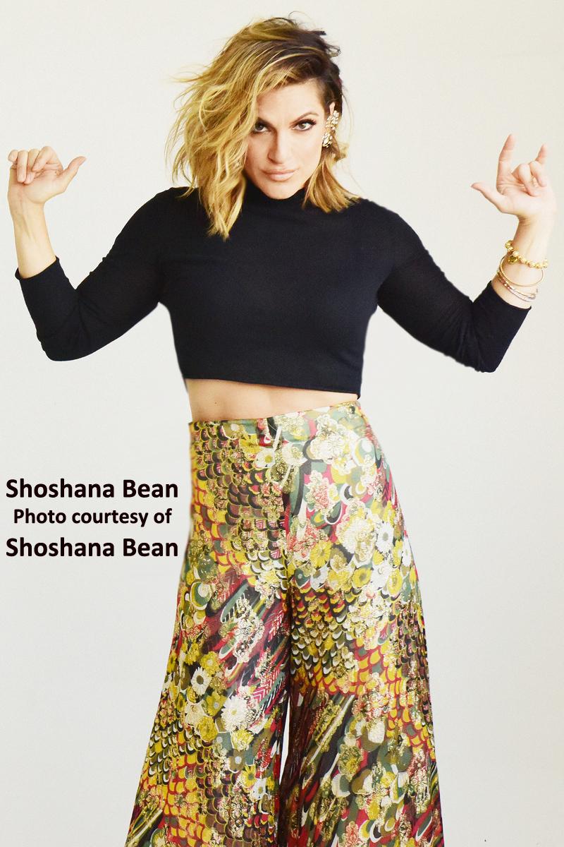 BWW Interview: Shoshana Bean Uses Her Big Voice & Big Heart Always For Good