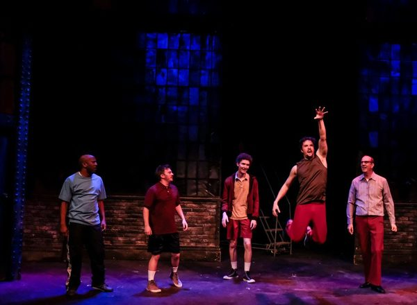 Photo Coverage: Have a Look at THE FULL MONTY at San Diego Musical Theatre!