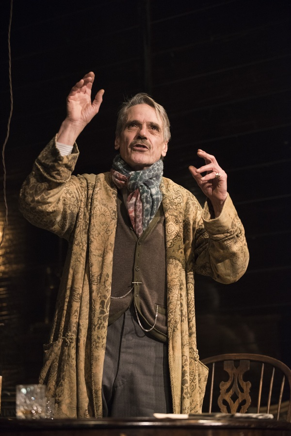 Jeremy Irons as James Tyrone