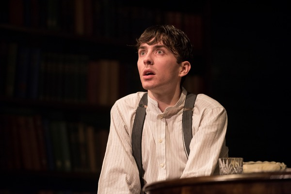 Matthew Beard as Edmund Tyrone Photo
