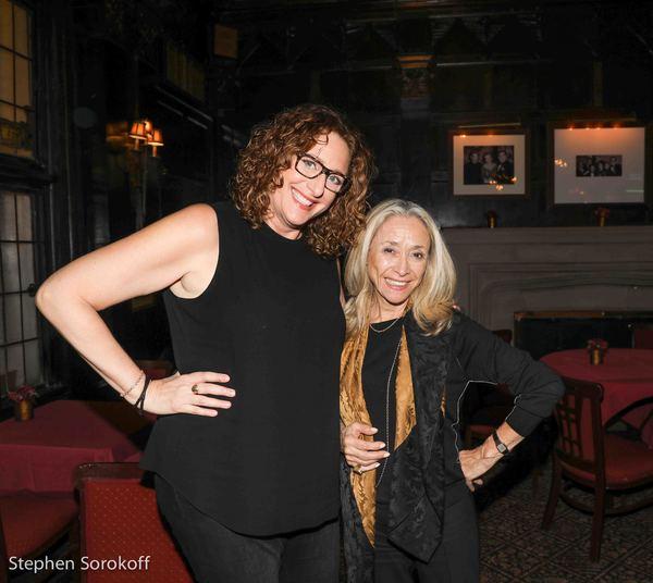 Judy Gold & Eda Sorokoff